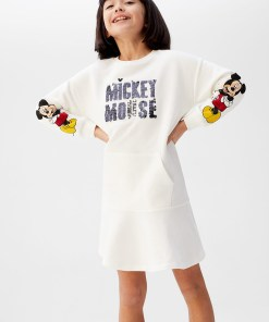 Mango Kids - Rochie fete Sk 110-164 cm UPYK-SUG01A_00X