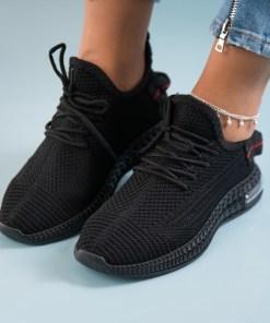 Adidasi Dama Textil Negri Shane B8087