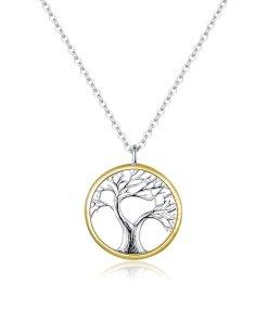 Colier din argint Amazing Tree of Life