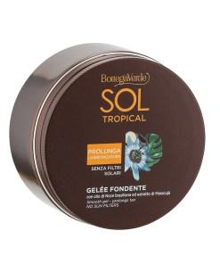 Gel pentru intensificarea bronzului cu ulei de nuci braziliene si fructul pasiunii 165379