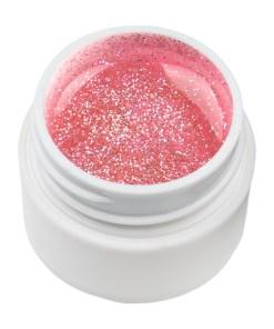 Gel UV Color cu Sclipici ENS PRO #023 - Pink Agenda