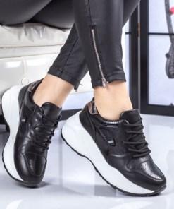 Pantofi dama sport negri Hevilia -rl
