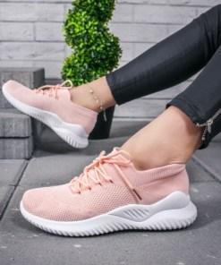 Pantofi dama sport roz Wandy