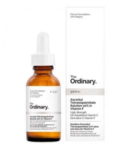 The Ordinary Solutie de Ascorbyl Tetraisopalmitate (Vitamina C) 20% in Vitamina F