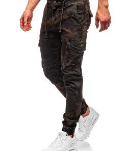 Pantaloni cargo kaki barbati Bolf CT6017