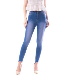 Jeans Dama FerfyA Albastru