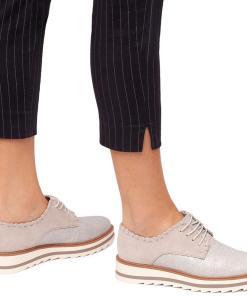 Pantofi dama Karsy Gri