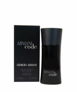 Apa de toaleta Giorgio Armani Code, 50 ml, pentru barbati
