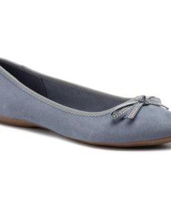 Balerini Jenny Fairy LS4882-04 Material - Albastru