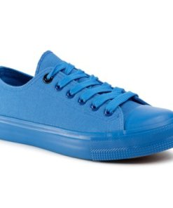 Teniși Jenny Fairy WSJGH01-15 Material - Albastru