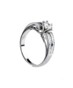 Inel argint logodna, marime 56