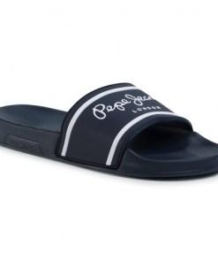 Slapi barbati Pepe Jeans Slider Basic PMS70079-595