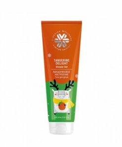 Gel de dus cu aroma de mandarine, Siberian Wellness, 250 ml