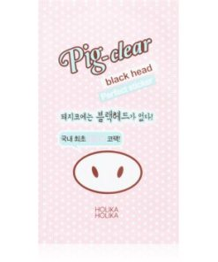 Holika Holika Pig Nose Perfect sticker patch-uri de curatare a prilor de pe nas HLKPIGW_KMSK69