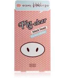 Holika Holika Pig Nose Clear Blackhead plasture de curatare impotriva punctelor negre HLKPINW_KECL20