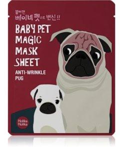 Holika Holika Magic Baby Pet masca pentru celule cu efect antirid HLKMBPW_KMSK10