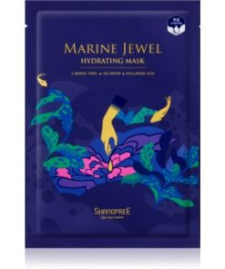 Shangpree Marine Jewel mască textilă hidratantă SHPMAJW_KMSK14