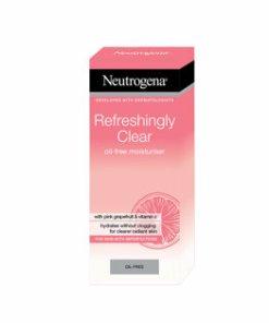 Crema hidratanta pentru fata Neutrogena Refreshingly Clear, 50 ml
