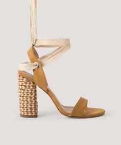 Sandale cu toc masiv 2986977