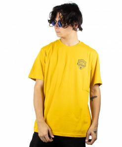 Tricou Beaming SS old gold