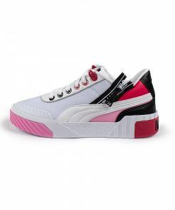 Teniși Cali KARL Puma White-Puma White-PRISM PI