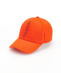 Reserved - Șapcă cu cozoroc cu inscripție - Roșu