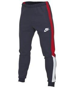 Pantaloni sport conici cu snur de ajustare in talie 2966126