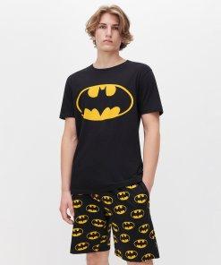 Reserved - Pijama Batman, cu pantaloni scurți -
