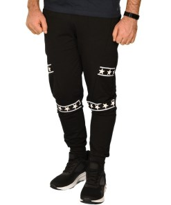 Pantaloni de trening bleumarin Stars - cod 35472