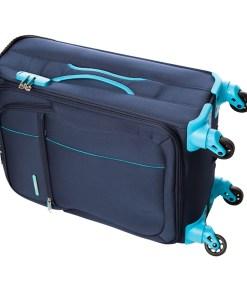 Troler Ultralight Lamonza, 55 cm, Bleumarin/Turquoise