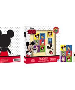 Mickey Mouse - EDT 30 ml + geantă la brâu+ autocolante