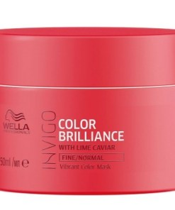 Masca de par Wella Professionals Invigo Color Brilliance for Fine Hair