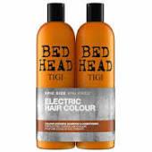 Pachet Tigi Bed Head Colour Goddess Sampon + Balsam pentru par vopsit