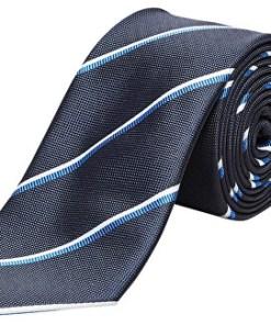 Cravată pentru bărbați Victor Tie/Bowtie Box B Dark Navy