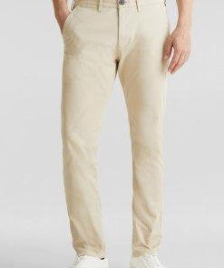 Pantaloni chino cu buzunare laterale 2679242