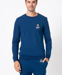 Bluza sport de casa cu imprimeu cu ursulet 2972006