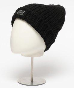Caciula tricotata cu aplicatie logo Powder 3158430