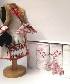 Set Traditional Botez Fetita - Costumas + Trusou 3