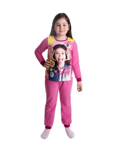 Pijama fete Soy Luna In Your Way roz