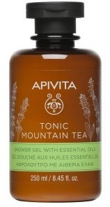 Apivita Mountain Tea Gel De Dus 250ml