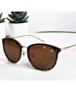 Ochelari de soare cu lentile maro polarizate
