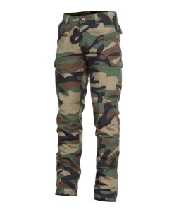 Pentagon BDU pantaloni 2.0 Rip Stop, woodland