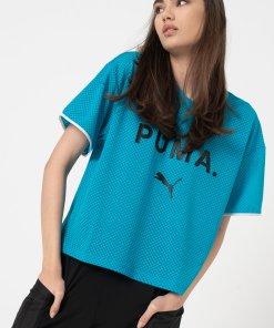 Tricou supradimensionat de plasa cu tehnologie DryCELL - pentru fitness Chase 3318514