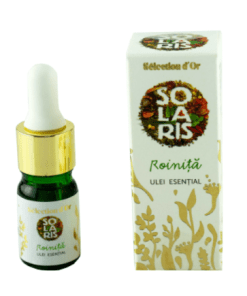 Ulei esential de roinita Selection D'or, 5ml, Solaris