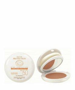 Fond de ten Avene Compact Make-up SPF 50, Beige Sable, 10 g