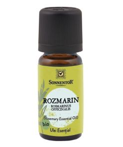 Ulei Bio Esential Rozmarin (Rosmarinus officinalis), 10ml, Sonnentor