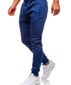 Pantaloni trening indigo Bolf XW01-A