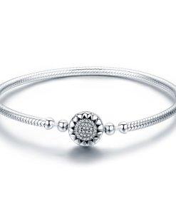 Bratara din argint 925 Silver Sun