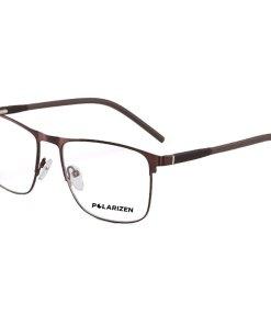 Rame ochelari de vedere barbati Polarizen HE01-02 C4A-B1