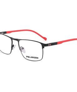 Rame ochelari de vedere barbati Polarizen HE06-12 C1A-1